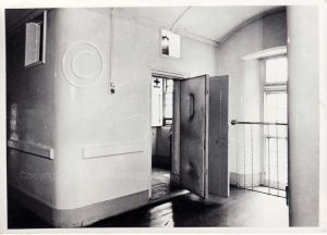 A Look At The Original Stanley Royd Padded Cell, This Image Taken 1959