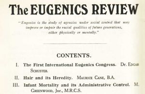 Eugenics Review