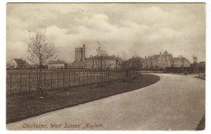 Chichester West Sussex Asylum.