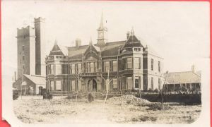 Rauceby Hospital Sleaford Lincs.