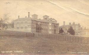 burghill asylum herefordshire.