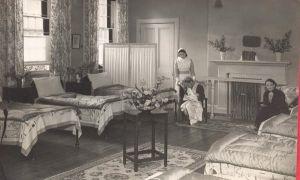 burghill asylum herefordshire recieving ward 1942.