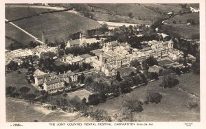 carmarthen joint counties mental hospital.