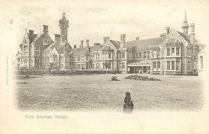 city asylum stone.