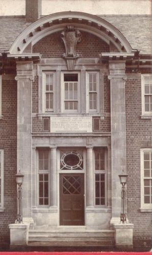 leicestershire and rutland lunatic asylum.