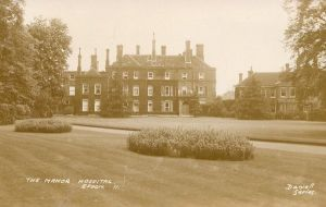 manor hospital epsom.