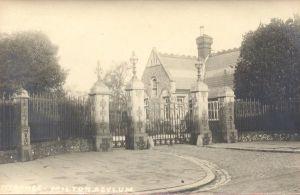 milton asylum portsmouth.