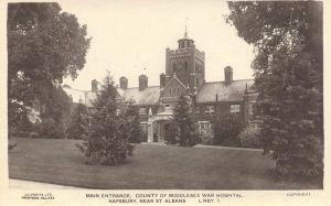 napsbury asylum st albans.