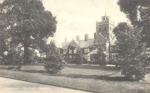 napsbury asylum st albans
