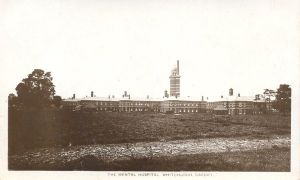 whitchurch mental hospital