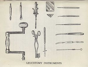 Leucotomy Instruments