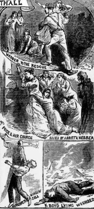 Illustrated Police News, August 25, 1883