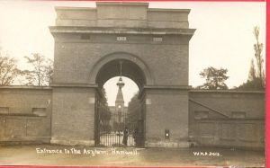 Hanwell Asylum