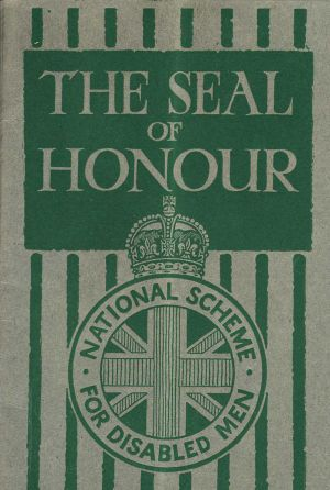 The Seal Of Honour, Page 01