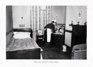 Ward Sisters Bedroom 1954