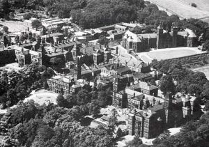 Wadsley Asylum later Middlewood Hospital